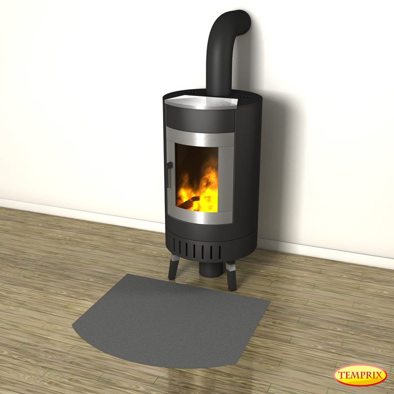 vitre de chemin e bomb e plaques de sol pare tincelles. Black Bedroom Furniture Sets. Home Design Ideas