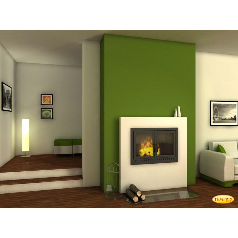 vitre de chemin e bomb e plaques de sol pare tincelles conduits de chemin e kamint vitres de. Black Bedroom Furniture Sets. Home Design Ideas