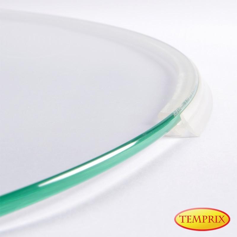 Joint d'isolation pour plaque de sol en verre