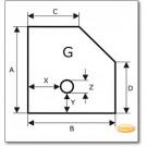 Plaque de sol, acier spécial, format de choix S4