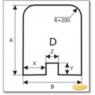 plaque de sol plaque pour cheminée plaque pour poêle plaque de cheminée plaque de poêle plaque en verre clair plaque de sol pour poêle