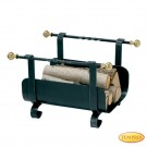 Support de bois de chauffage Loisach