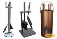 Serviteur de cheminee accessoires valet accessoire